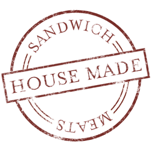 house made sandwich meats